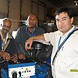 Alternator training at our Regional Training Center