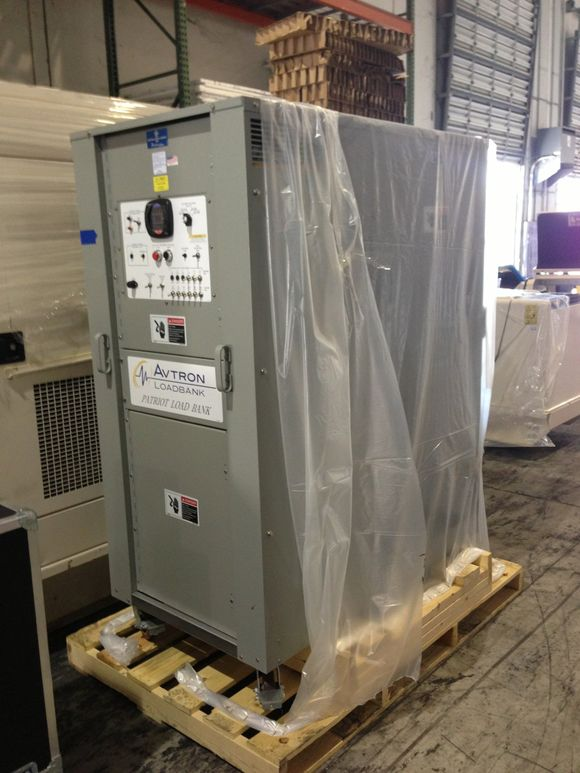 700 kW Avtron Load Bank