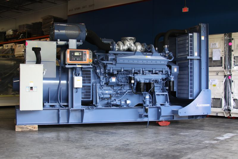 Display Pics Gensets FGW & MGS 304