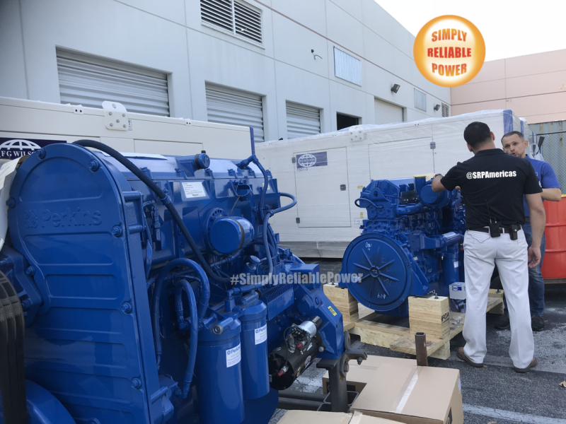 Perkins Engines FG Wilson Diesel Generators