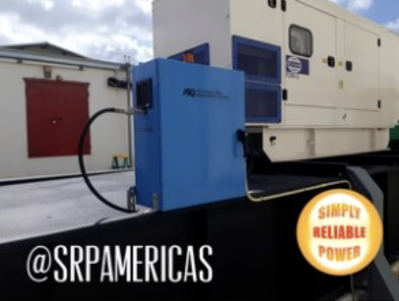 AXI Fuel Cleaning Systems for generators