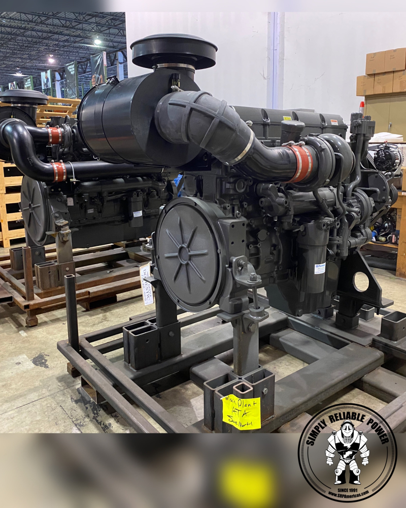 Perkins Diesel engine @SRPAmericas